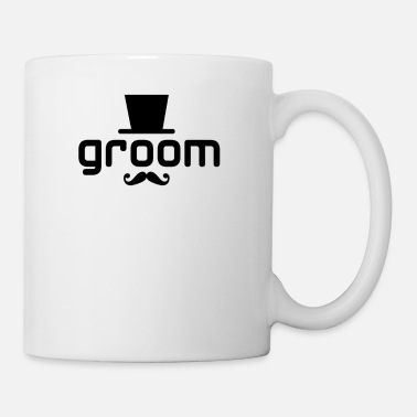 Groom groom - Coffee/Tea Mug