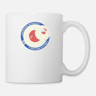 Expression Saiyan Express - Coffee/Tea Mug
