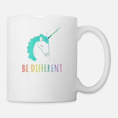 Different Be Different - Mug