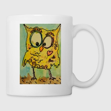 Alexandria's Owl - Coffee/Tea Mug