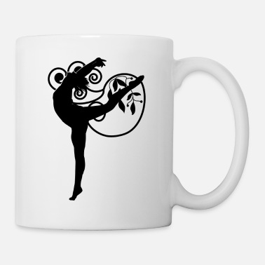 Ballerina Ballet Dancer Ballerina Dancer T-shirt - Mug