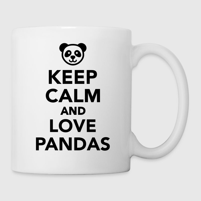 Panda - Coffee/Tea Mug