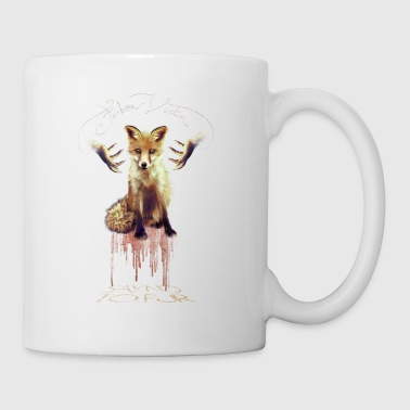 Say no to Fur - Coffee/Tea Mug