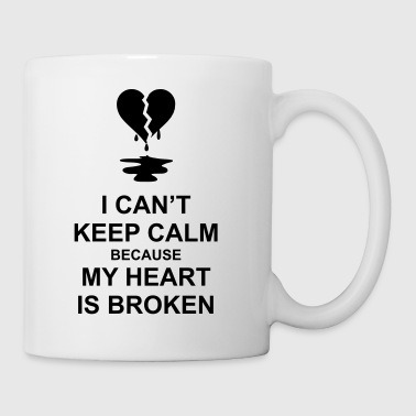 Broken Heart - Coffee/Tea Mug