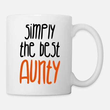 Son Uncle Aunt Auntie Tante Oncle Tata Family - Coffee/Tea Mug