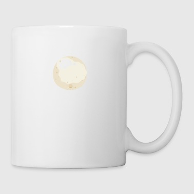 Missile Hodl to the moon cryptocurrency gift - Coffee/Tea Mug