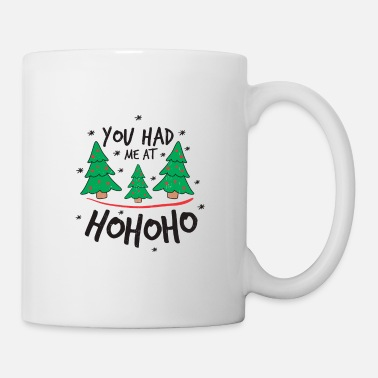 Santa Claus HoHoHo Christmas gift - Coffee/Tea Mug