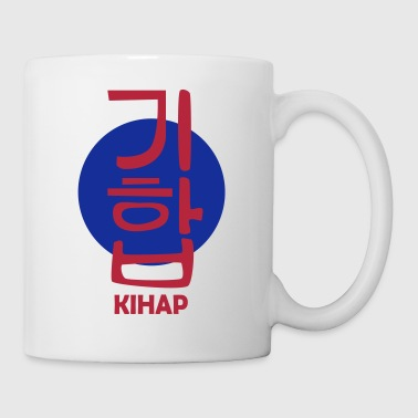 Kihap (Hangul) - Coffee/Tea Mug