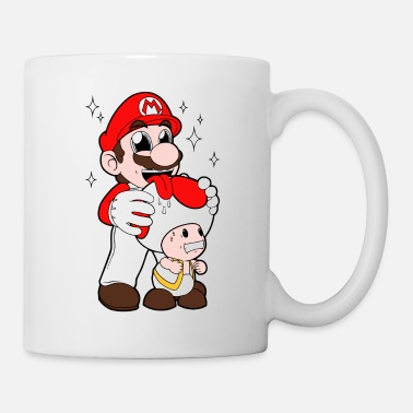 Shop Mario Mugs & Drinkware online | Spreadshirt