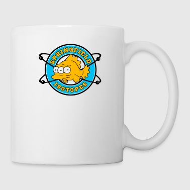Atomic three eyes - Coffee/Tea Mug