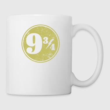 Nine And Three Quarters - Coffee/Tea Mug