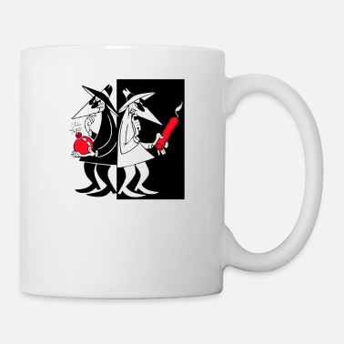 Spy Spy Vs Spy Mad - Coffee/Tea Mug