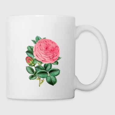 Blume Roses Blume Flower - Coffee/Tea Mug