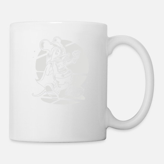 Darths Mugs & Drinkware - Darth Vermin - Mug white