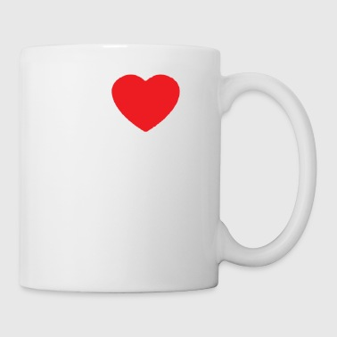I Love Jesus I LOVE JESUS - Coffee/Tea Mug