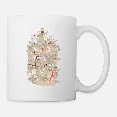 Rodent BAD TEMPERED RODENTS - Coffee/Tea Mug