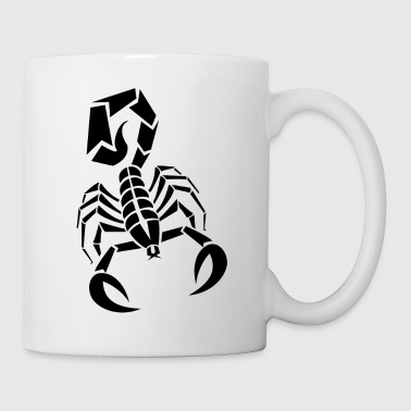 Funny Scorpion - Tail Stinger - Arachnid - Coffee/Tea Mug