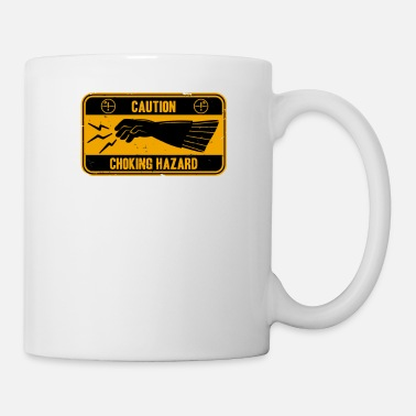 Choking Choke Hazard - Coffee/Tea Mug