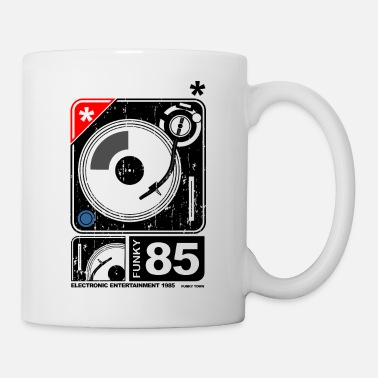 Turntable Funky - Mug