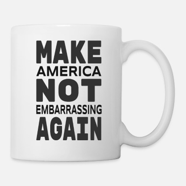 Movement Make America Not Embarrassing Again Gifts - Mug