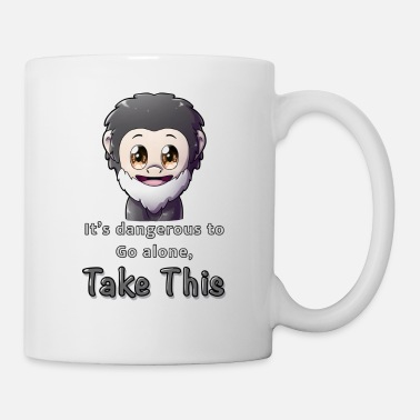 It's Dangerous To Go Alone Take This Jack - Mug