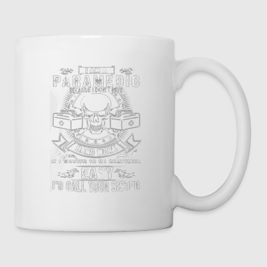 Paramedic - Coffee/Tea Mug