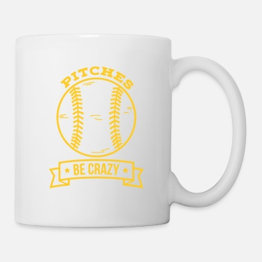 Pitch Pitches be crazy - Coffee/Tea Mug