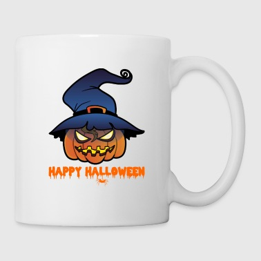 Halloween Pumpkin Monster Zombie Horror - Coffee/Tea Mug