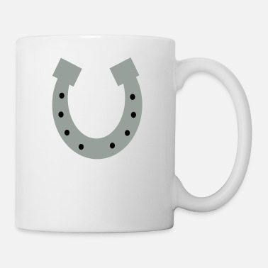 Horseshoe horseshoe - Coffee/Tea Mug