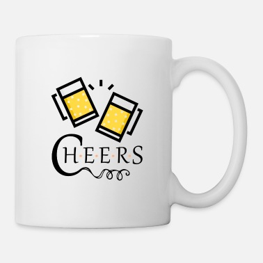 Cheers cheers! - Coffee/Tea Mug