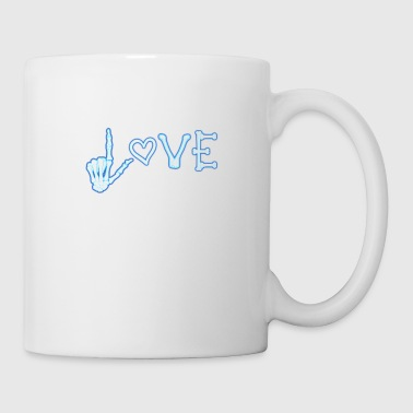 Love Xray Radiology Medicine Radiologist Nurse - Coffee/Tea Mug
