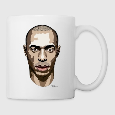Thierry Henry - Coffee/Tea Mug