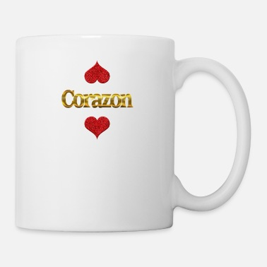 Corazon Corazon - Coffee/Tea Mug