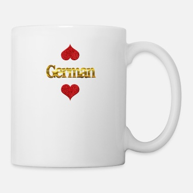 German German - Coffee/Tea Mug