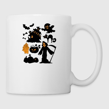 Set Of Halloween - Coffee/Tea Mug