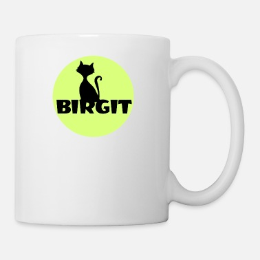 First Name Birgit Name first name - Mug