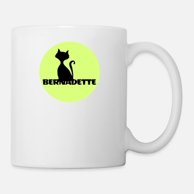 First Name Bernadette name first name - Mug
