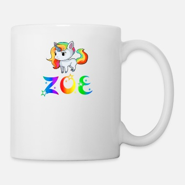 Zoe Zoe Unicorn - Coffee/Tea Mug