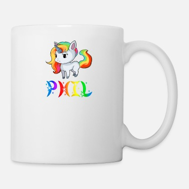 Phil Phil Unicorn - Mug