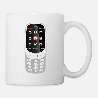 Mobile Phone Mobile Phone - Coffee/Tea Mug