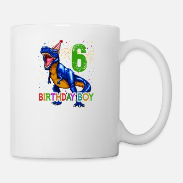 Dinosaur Dinosaur Birthday Birthday T Rex - Coffee/Tea Mug