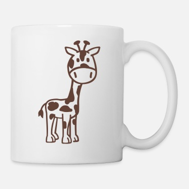 Giraffe Giraffe - Coffee/Tea Mug