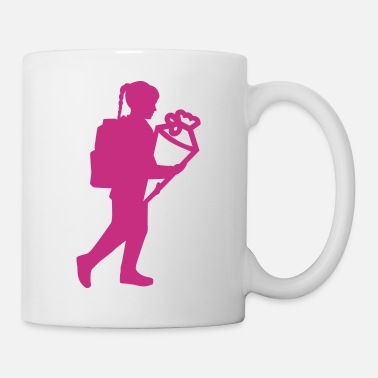 School School enrollment - Coffee/Tea Mug