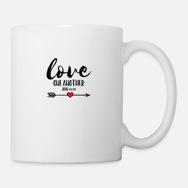 Verse Love One Another, Bible Verse - Mug