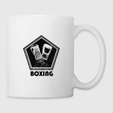Win Boxing - Coffee/Tea Mug