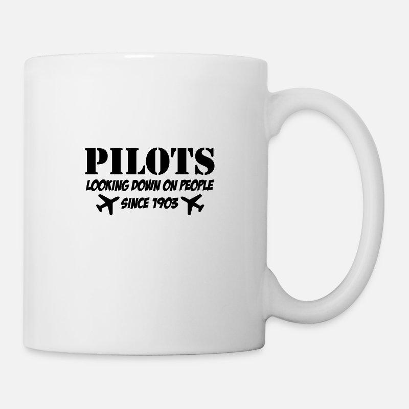 Gift for Pilot Funny Pilot Coffee Mug Graduation Gift