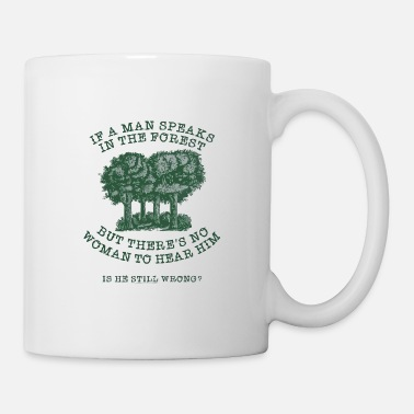 Forest In The Forest - Coffee/Tea Mug