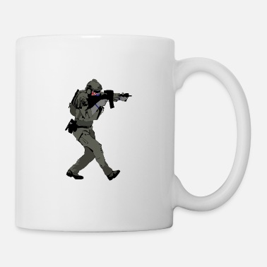 Swat Tactical Operator - Mug