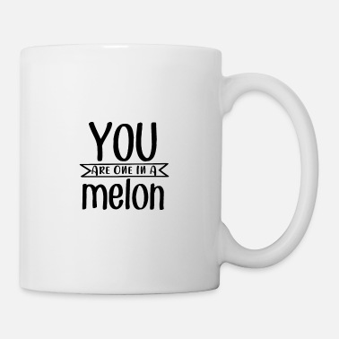 Cupid You Are One In A Melon - Mug