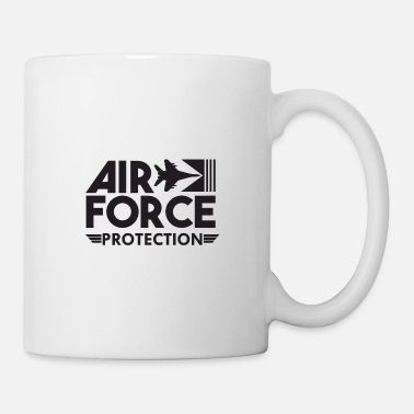 Numbered Air Force Air Force Protection - Air Force - Mug